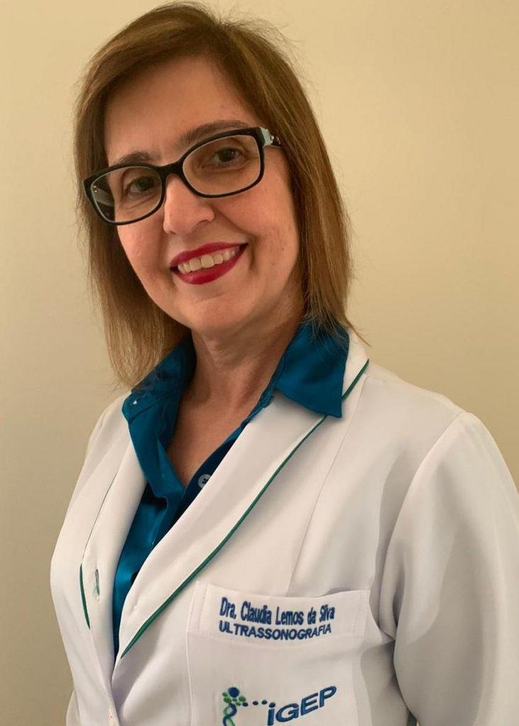 Dra. Cláudia Lemos da Silva