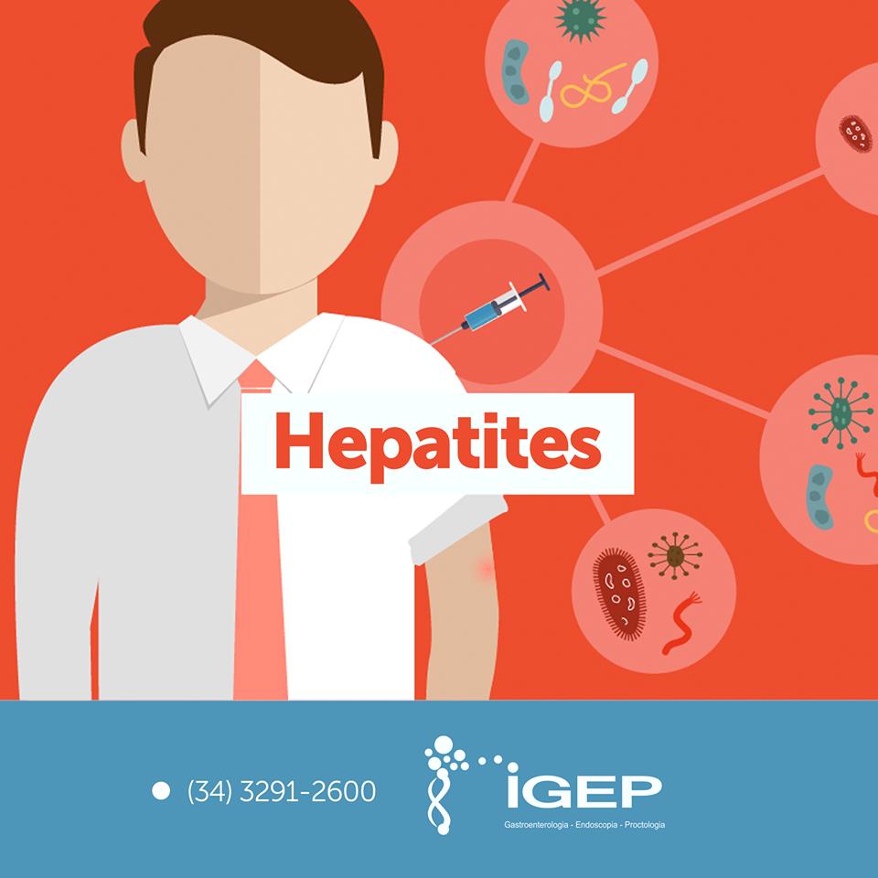 Hepatites A, B e C. Conhecer para prevenir