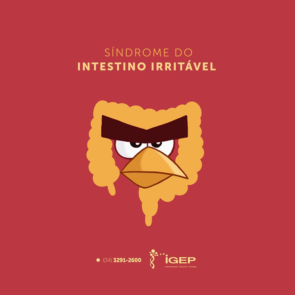 Síndrome do intestino irritável (SII)