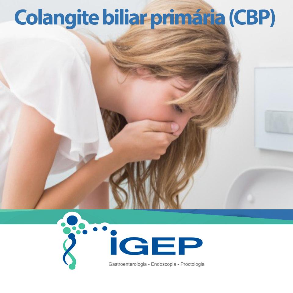 Colangite biliar primária (CBP)
