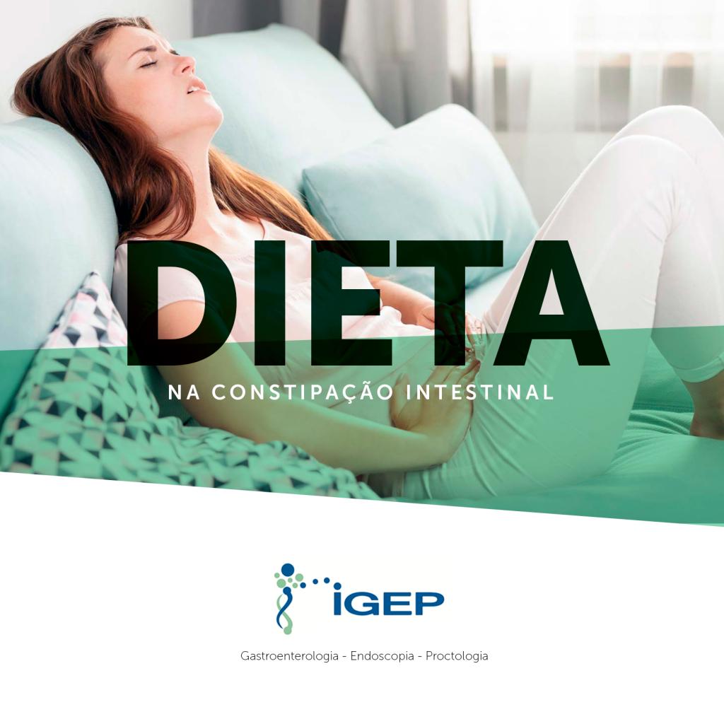 Dieta na constipação intestinal