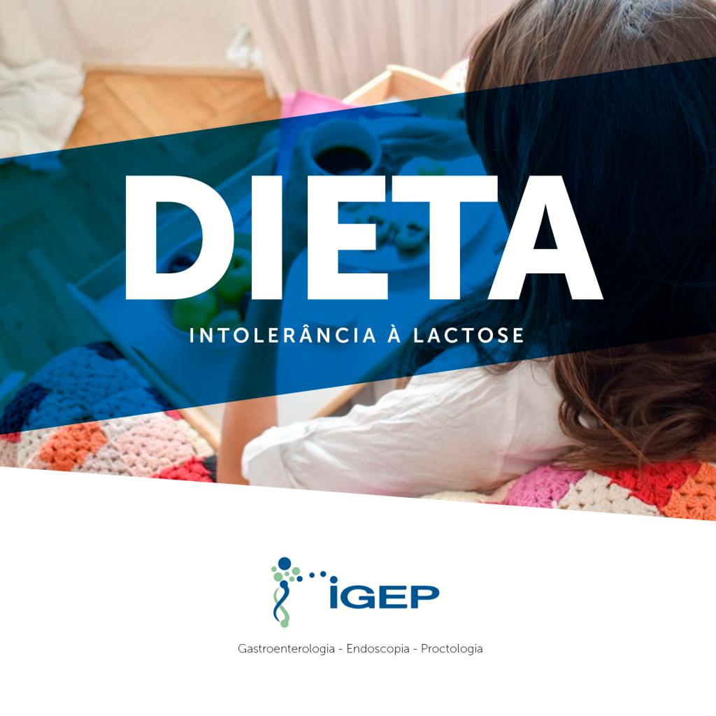 Dieta na intolerância à lactose