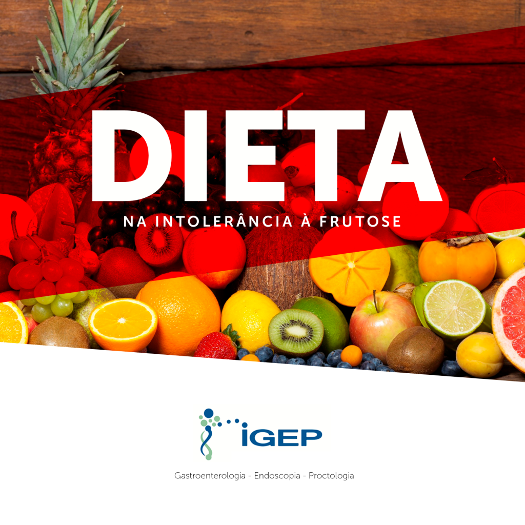 Dieta na Intolerância à Frutose