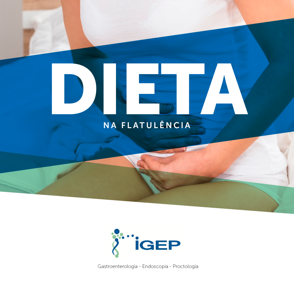 Dieta na flatulência