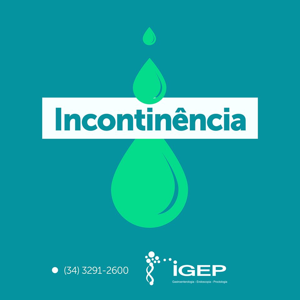 Incontinência fecal