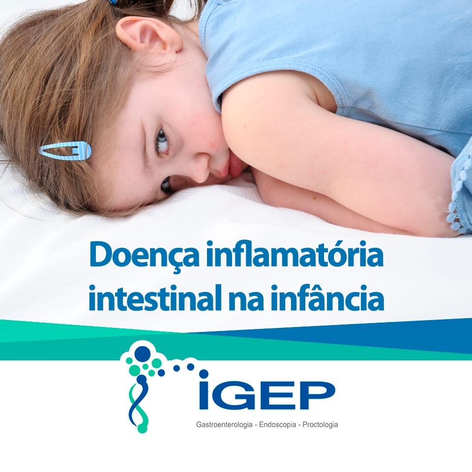Doença Inflamatória Intestinal na Infância